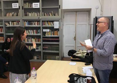 Consegna diplomi Hebrew University